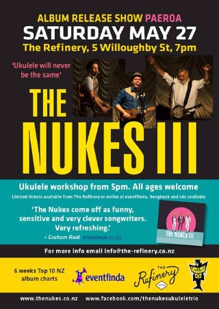 The Refinery: Music workshop and gig