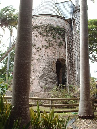 Le Moule, Guadalupe: Vieux moulin par Damoiseau