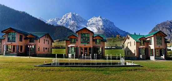 Hotel sindh resorts sonmarg india specialty hotel for Specialty hotels