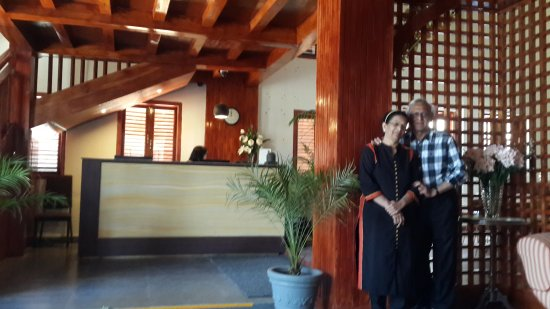 Royal Heritage Tripura Castle Restaurant : 20170426_114840_large.jpg