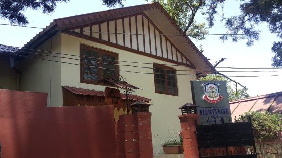 Royal Heritage Tripura Castle Restaurant : 20170426_113357_large.jpg