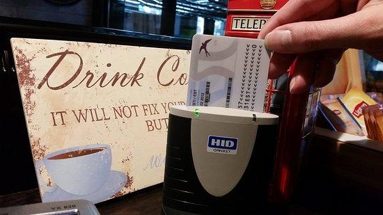Kohvik Legend: Members discount with ID card