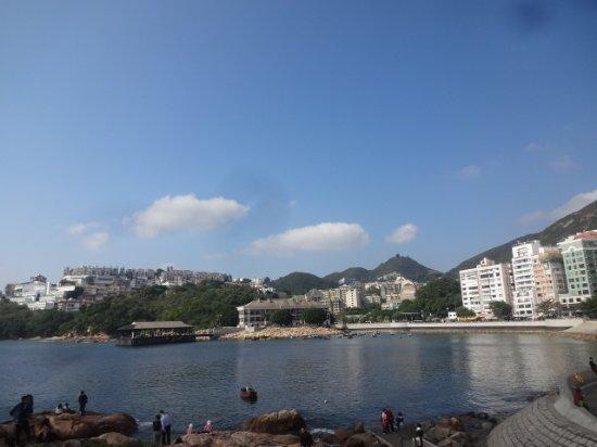 Peng chau Island (Ping chau, Pingzhou) : 静かな小さな島