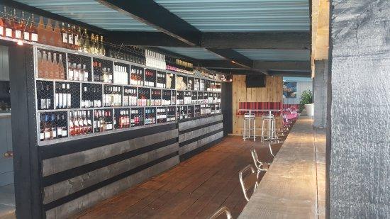 Torreilles, França: L'Ovalie Beach Restaurant