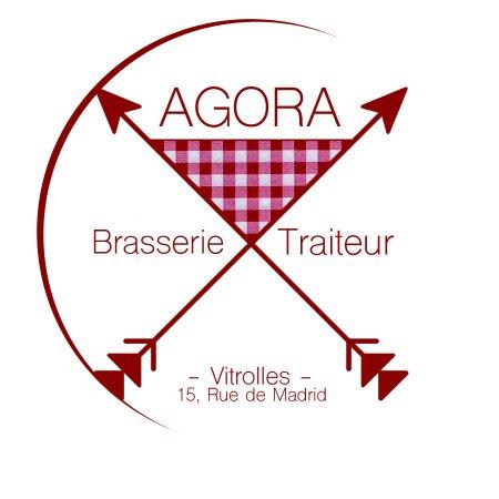 Vitrolles, Frankrig: Logo Agora
