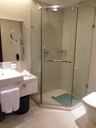 Yulong International Hotel: Bathroom