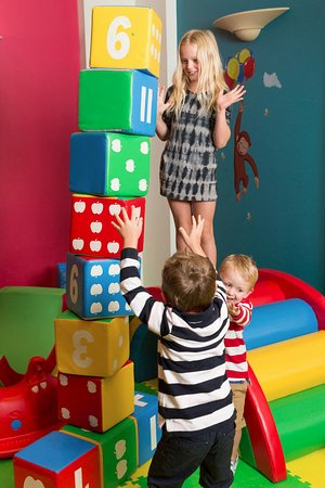 Lorne Hotel Bistro: Kids Room