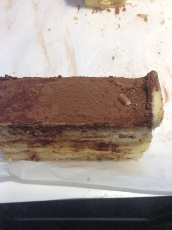 Point Cook, Australia: Tiramisu Slices