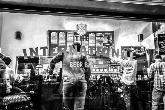 Photo of Restaurant The International Beer Bar at Luisenstrasse 7, Zurich 8005, Switzerland