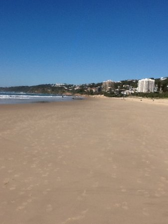 Coolum Beach looking south