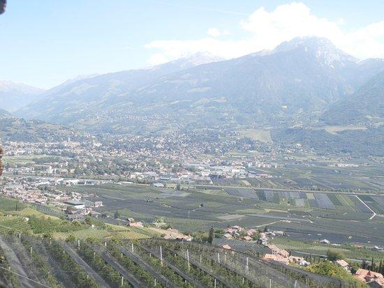 Cermes, อิตาลี: Panorama