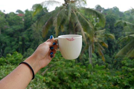 My Morning Balinese Coffee Picture Of Sunset Hill Ubud Tripadvisor