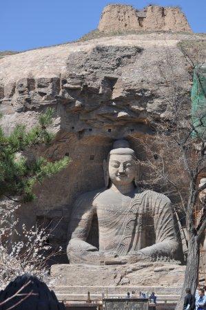 Buddha Grotto Datong