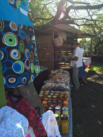 Chintsa, Afrique du Sud : market first and and last sunday of the month 9-2pm R50 to have a stall