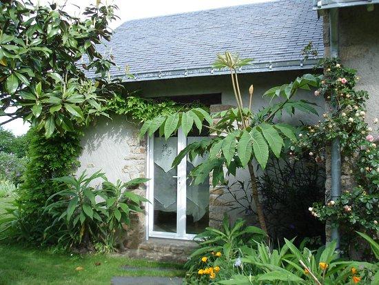 Herbignac, França: Chambre Magnolia