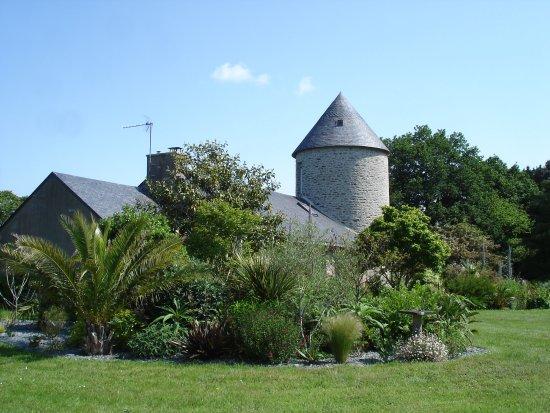 Herbignac, França: jardin