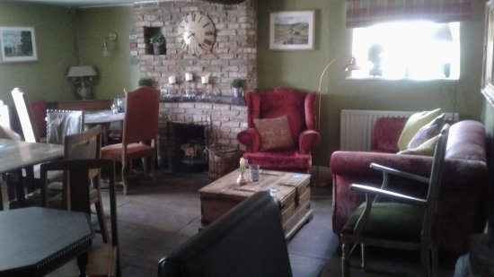 Bedale, UK: In the pub