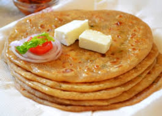 Image result for oily paratha