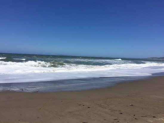 Bolinas, Californien: Snapshots of parts of the hike.
