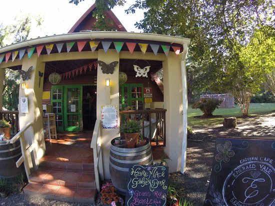 Butterfly's Bistro : entrance