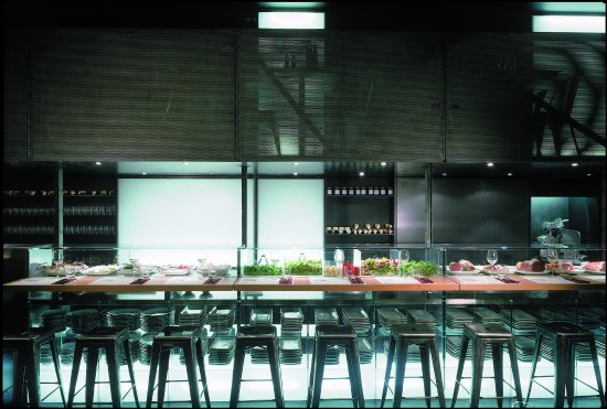 Obica Mozzarella Bar: Obicà Mozzarella Bar - l'interno
