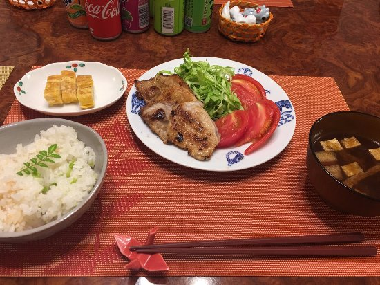 Kasugai, Japón: B-1 Course Everyday-Home-Cooking