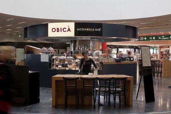 Obica Mozzarella Bar - Malpensa
