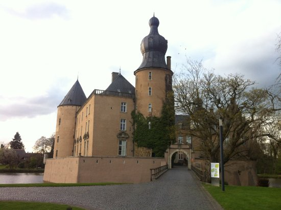 Borken, Germany: Wasserburg Gemen