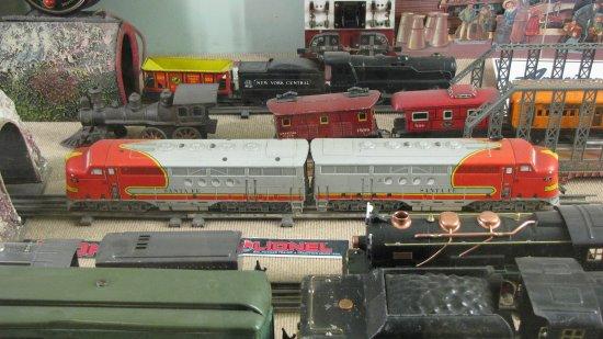 Mitteldeutsches Eisenbahn- & Spielzeugmuseum
