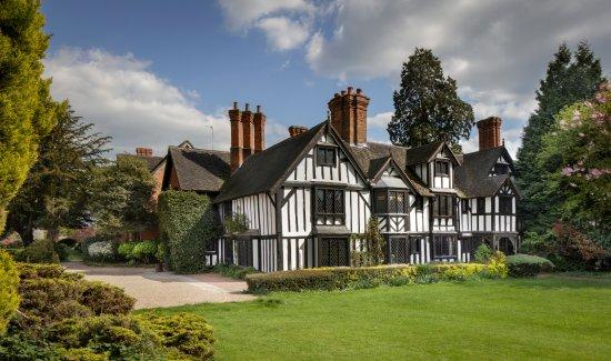 Berkswell, UK: Nailcote Hall Hotel