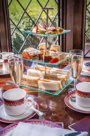 Berkswell, UK: Afternoon Tea