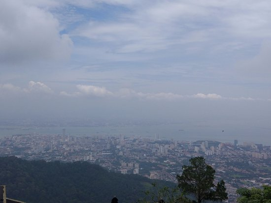 how to go to penang hill