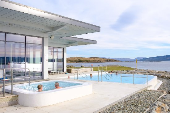 Portavadie, UK: all shore side residents include access to our Leisure Experience