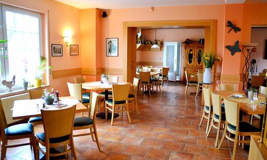 Storkow, Tyskland: Restaurant