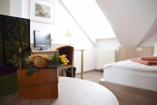 Storkow, Tyskland: Einzelzimmer