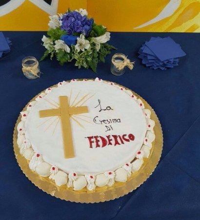 Cori, Italië: una delle nostre torte