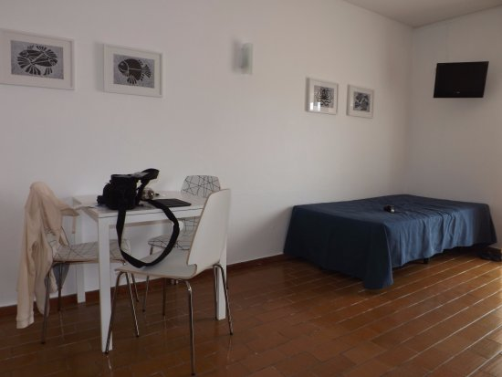 Sollagos Apartamentos Turisticos: Woongedeelte - extra bed