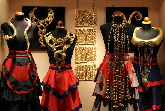 Μουσείο Κοσμήματος Ηλία Λαλαούνη: музей