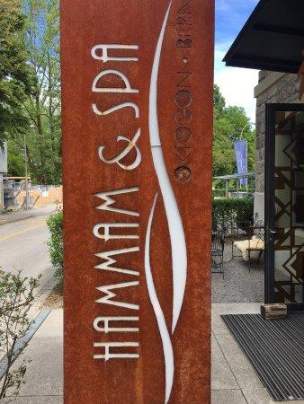 Hammam & SPA Oktogon Bern: Extérieur 3