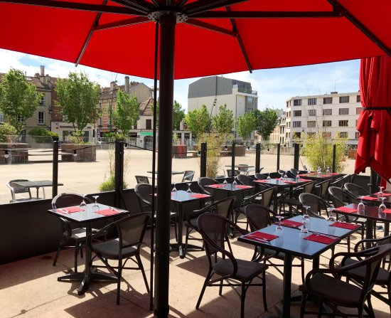 Terrasse photo de cot march le vesinet tripadvisor for Cote terrasse