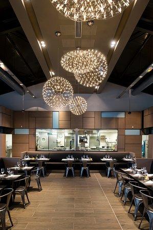 Archamps, Francia: Salle du restaurant