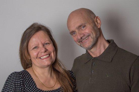 Ostermundigen, Швейцария: Mark und Silvia Fels