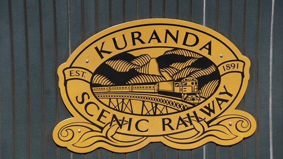 Aussies enjoy the Kuranda Scenic Railway