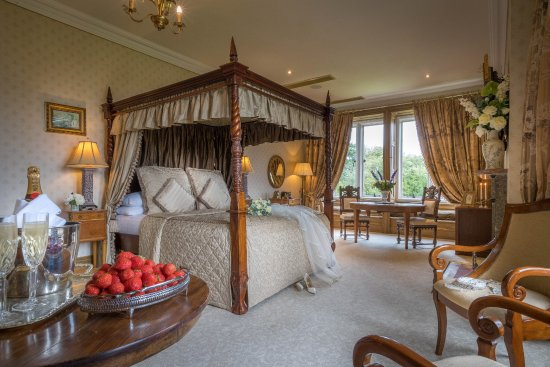 Lough Rynn Castle Estate & Gardens: Clements Suite