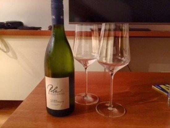 Gut Poessnitzberg : Der Wein ist ausgezeichnet! Bereits von Deutschland aus nachbestellt!