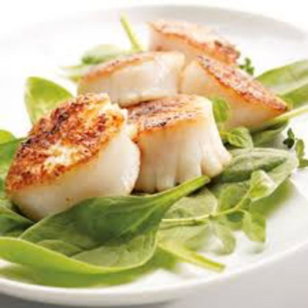 Baldwinsville, Estado de Nueva York: Pan Seared Scallops