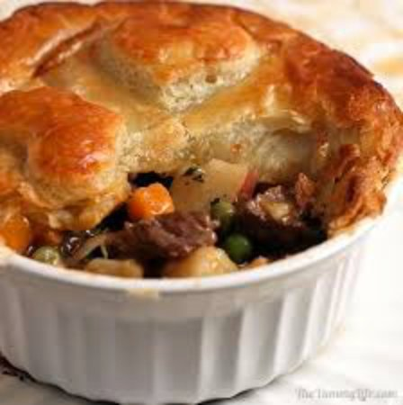 Baldwinsville, Estado de Nueva York: Homemade Pot Pies
