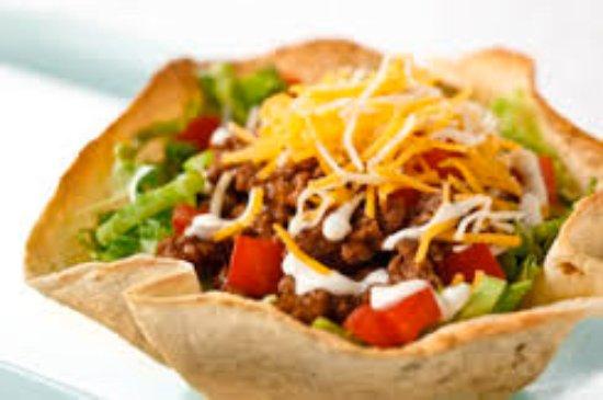 Baldwinsville, NY: Taco Salad