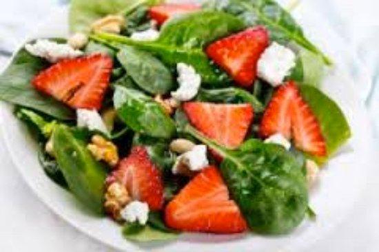Baldwinsville, Estado de Nueva York: Berry Salad