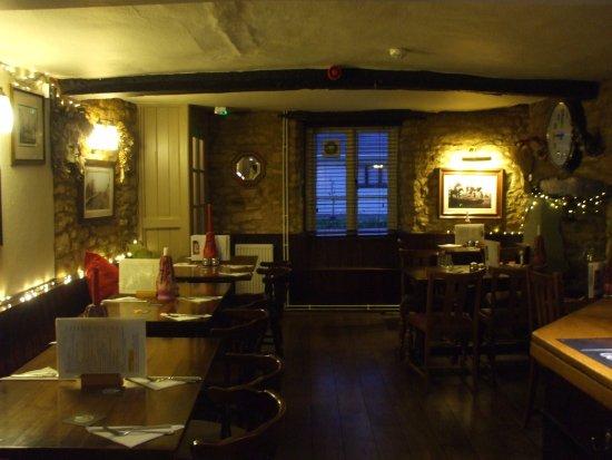Bicester, UK: dining